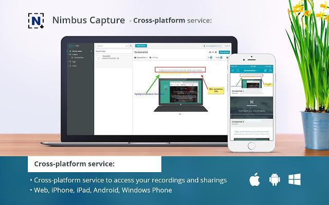 Nimbus Screenshot smart tool for productivity