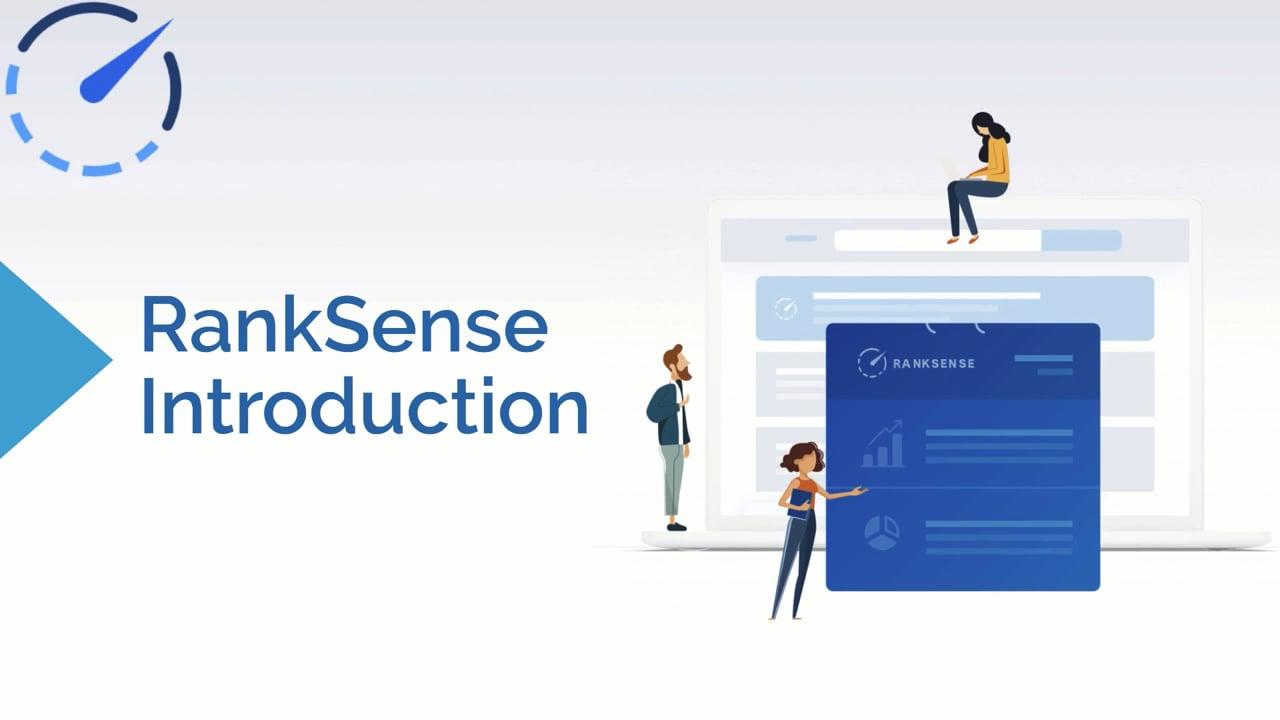Ranksense SEO tool to improve your productivity