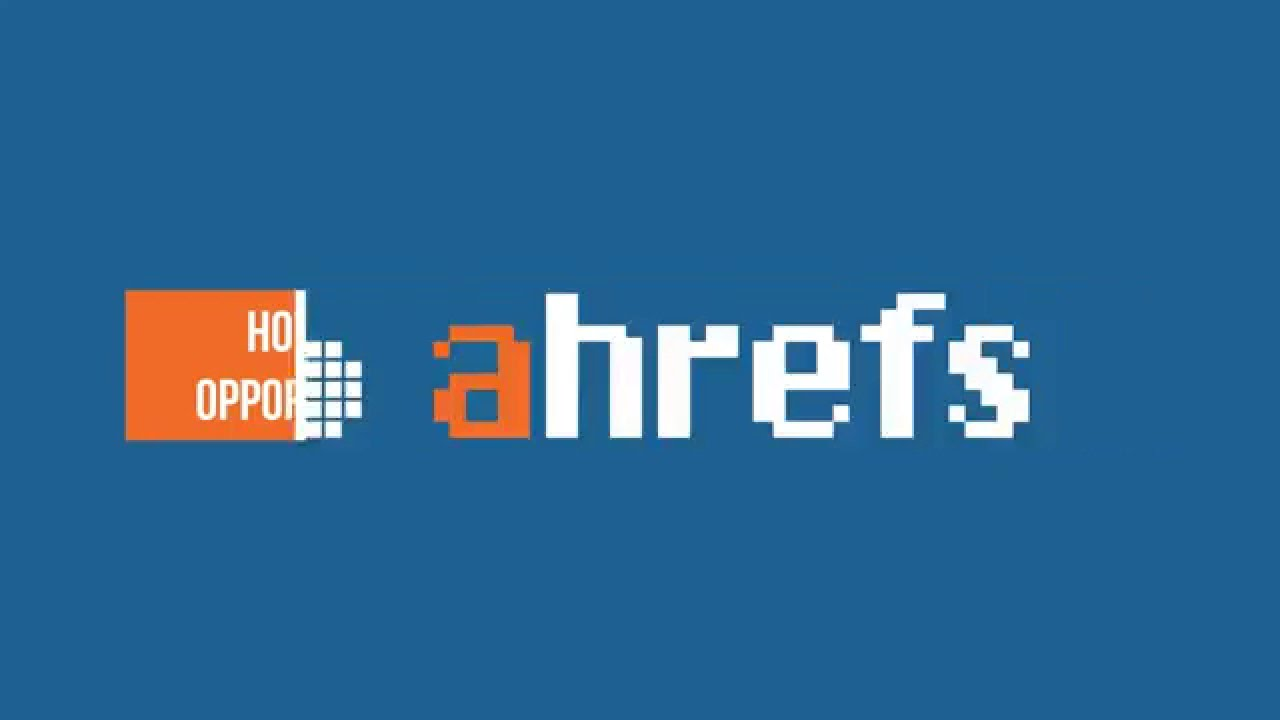 ahrefs seo tool & resources to improve your productivity