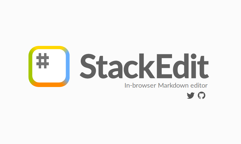 Stackedit tool to improve your productivity