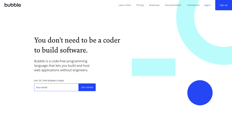 No-code App Builder