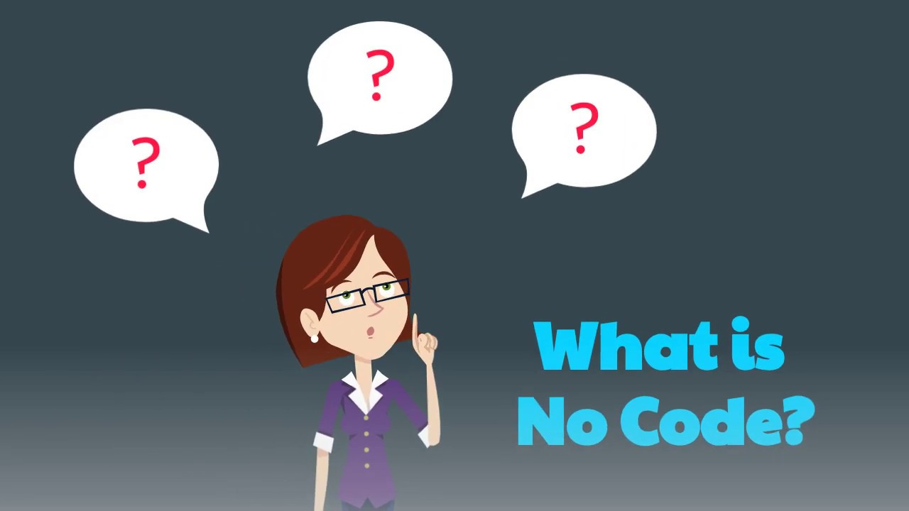 what is no code low code platforms